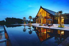 Villa Sawarin by Jean-Michel Gathy