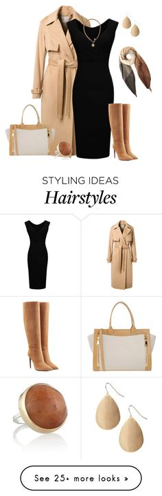 """""""outfit  2611"""" by natalyag on Polyvore featuring moda, Jason Wu, Paul Smith, Ralph Lauren Collection, Red Camel, Via Repubblica, Melissa Joy Manning ve Judith Ripka"""