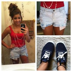 3aa7f2eb919  Andrea   FICTILIS Russett Cute summer outfit! Summer Fashion Outfits