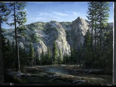 Paint with Kevin Hill - Yosemite Valley - YouTube
