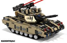 Gallery For > Lego Future Tank