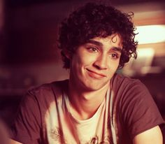 Robert Sheehan as Nathan Young #MisFits