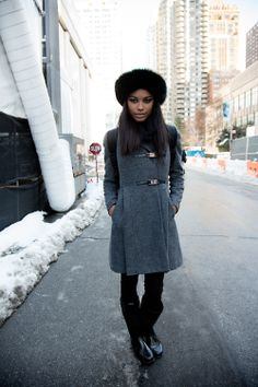 Sharam Diniz Perfect Dark, Pretty Black Girls, Models Off Duty, Street Look, City Style, Autumn Winter Fashion, What To Wear, Stylish, Clothes
