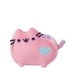 GUND Pusheen Pastel Pink Heart Plush