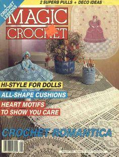 Magic Crochet n° 73