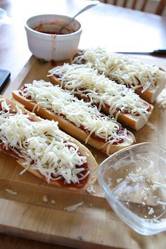 French Bread Pizza 008 by Hungry Housewife, via Flickr
