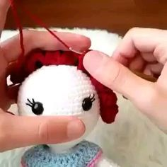 How to make amigurumi step by step cours free Learn how to make amigurumi step by step cours pattern Tutorial Amigurumi, Crochet Patterns Amigurumi, Amigurumi Doll, Crochet Toys, Free Crochet, Crochet Bunny, Crochet Dolls Free Patterns, Crochet Doll Pattern, Doll Patterns