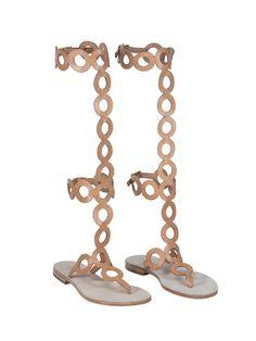 4e9ed6563cad CoRNETTI. Leather Gladiator SandalsTypes Of ShoesDust ...