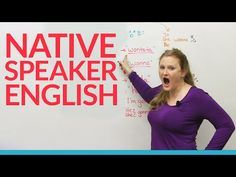 How to speak naturally in English: Reduction Mistakes - YouTube