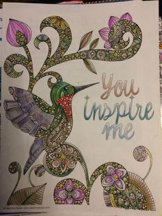Color pencil work by Regina. Colouring, Coloring Books, Creation Coloring Pages, Hippie Love, Peace Signs, Design Color, Zentangles, Color Inspiration, Colored Pencils