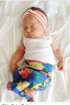 Baby maxi skirt!