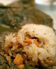 Lotus leaf glutinous rice