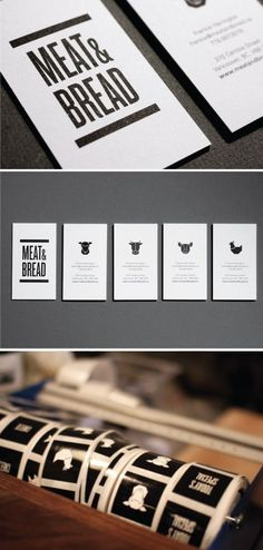 type, brand, love the cohesiveness and simplicity throughout this brand