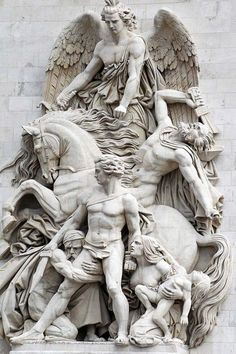 Arc de Triomphe ~ Paris VIII