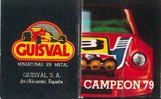 Guisval katalógus 1979 - Retro játékmúzeum