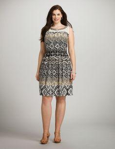 Atractivos vestidos de fiesta para gorditas | Moda 2014