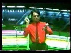 Kraftwerk - Pocket Calculator Live, 1981. If Kraftwerk had been born in 1981, they'd be computer billionaires.