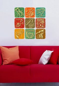 Custom listing - Vinyl Wall Decal Full Color Sticker Decor Removable Art Mural www.uBerDecals.ca B289