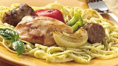 Grilled Chicken with Sweet Onions - 190 calories (4 servings)