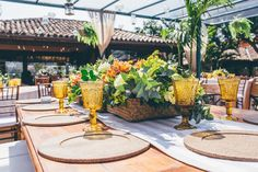 taças-coloridas-para-casamento