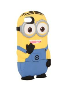 Despicable Me 2 Chara-Covers Dave Minion iPhone 5 Case