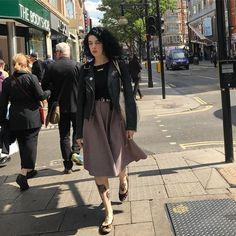 Oxford Street! #streetstyle #oxfordstreet #oxfordstreetstyle @oxfordstreetw1 @london @troy_wise @5by5forever #london #londonstyle #ldn #celebritystyle #fashionmeetsthestreets #iastreetstyle #streetsoflondon #style #fashion #fashionphotography #fashionblog