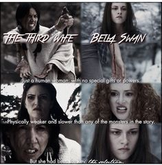 She had courage but people still diss her Twilight Jacob, Twilight Edward, Twilight Book, Twilight Cast, Twilight New Moon, Twilight Pictures, Twilight Renesmee, Funny Twilight Quotes, Twilight Jokes