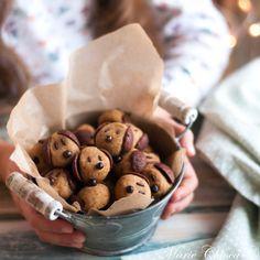 Mini-cookies Petit Chien Biscuits, Saveur, Kids Meals, Cookies, Stuffed Mushrooms, Food Kids, After School, Vegetables, Mini