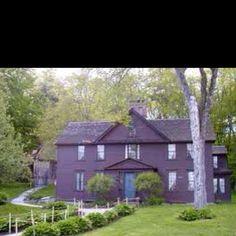 Louisa May Alcott's Orchard House, Concord, Massachusetts