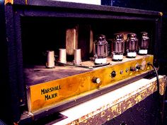 The Vintage Marshall Guide