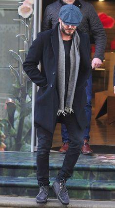 デビッド・ベッカム、妻ヴィクトリアのブティックにて #ファッション #私服 | 海外セレブ&セレブキッズの最新画像・私服ファッション・ゴシップ | Jinclude