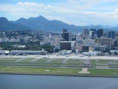 Aeroporto Santos Dumont. centro do Rio de Janeiro, Silvio Soares Macedo, 2016