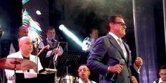 Ismael Miranda graba DVD en vivo con Diego Galé en Medellin | A Son De Salsa