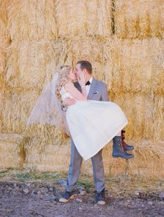 adorable farm wedding in Idaho | Photography by ameliajohnsonphotography.com |  Read more - http://www.stylemepretty.com/2013/06/12/idaho-wedding-from-amelia-johnson-photography/