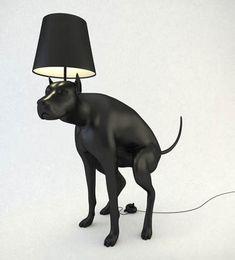 Designer-Lampen: schockierende Hundelampen von Whatshisname Hallo, liebe Fan unserer kreativen Seite zum Themenkreis Gestaltung! Manche Themen sind sehr vielfältig und unvorhersehbar! Wir nach sich ziehen Ihnen immer wieder helle Dekorationsartikel zu Gunsten...