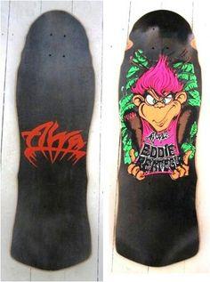 Alva Skateboards, Skateboard Decks, Skateboarding, Badass, Cartoons, Skateboards, Cartoon, Skate Board, Skateboard