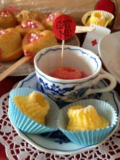 Diy Food, Muffin, Cheese, Eat, Breakfast, March Hare, Alice In Wonderland Party, Food Food, Morning Coffee