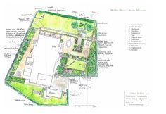 Johanna Gideskog, www.swegd.com Modern House Floor Plans, Garden Design Plans, Perspective Drawing, Layout Inspiration, Projects To Try, Designers, Design Ideas, Student, How To Plan