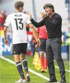 Đức: Muller vẫn đầy tiềm ẩn cho dù chưa ghi bàn thắng nào - Nhận Định Bóng Đá