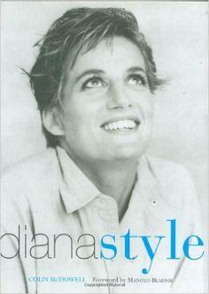 Diana Style: Amazon.co.uk: Colin McDowell: 9781845132002: Books