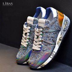 """Weekend Brightness"" Shop the look libas.com.tr #premiata #libas #libasizmir #ayakkabı #shoes #kadınayakkabı #womenshoes #luxuryshoes #fashion #luxuryfashion #onlineshop #onlinealisveris"