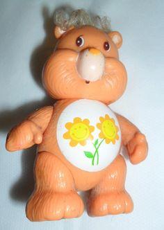 Ursinhos Carinhosos - Flores - Anos 80 - R$ 50,00 no MercadoLivre