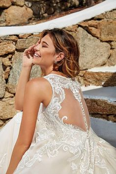 Eddy K Dreams 2020 Spring Bridal Collection – The FashionBrides Formal Dresses For Weddings, Bridal Wedding Dresses, Designer Wedding Dresses, Wedding Dress Boutiques, Wedding Dress Shopping, Fit And Flare, Ball Gown Dresses, Trends, Boho