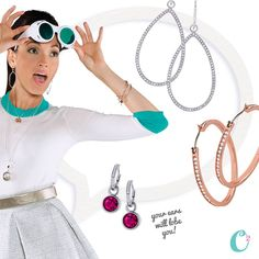 Origami Owl wants to know if your ears are ringing? They will be... You'll be the talk of the town wearing styles from our latest fall earring collection! And this is just a small sample of what's to come!