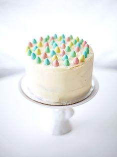 DIY Mini Egg Easter Cake
