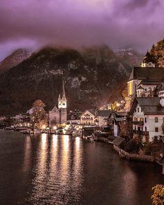 "Magical Places To Travel on Instagram: ""📍Hallstatt, Austria 📷 @doounias"""