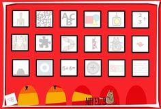 """""""El Lobo Matías"""", de Balbino de Oro Martín, plantea actividades de gran riqueza para el desarrollo de las habilidades lógico-matemáticas en Educación Infantil, en tres niveles. El nivel 3 se podría asimilar a Educación Infantil de 5 años."""