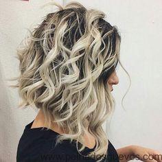 Peinados 16 Halagador cortes de pelo Medio para 2017 - Peinados