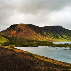 Landmannalaugar area: impossibly-pinch-me-I'm-dreaming-mind-blowingly-gorgeous.