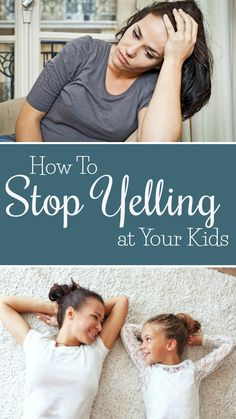The Ultimate, Guilt Free Guide to help any parent stop yelling at their kids. Written by a mental health therapist and Mom Positive Parenting Solutions, Parenting Advice, Kids And Parenting, Parenting Classes, Foster Parenting, Parenting Humor, Safety Rules For Kids, Positive Discipline, Raising Kids